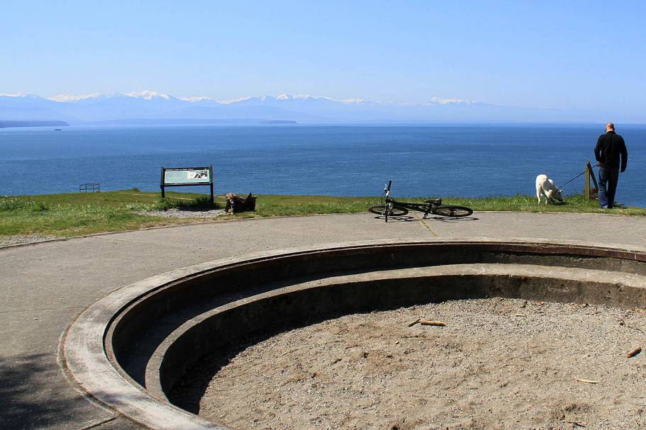 Best Camping Whidbey Island