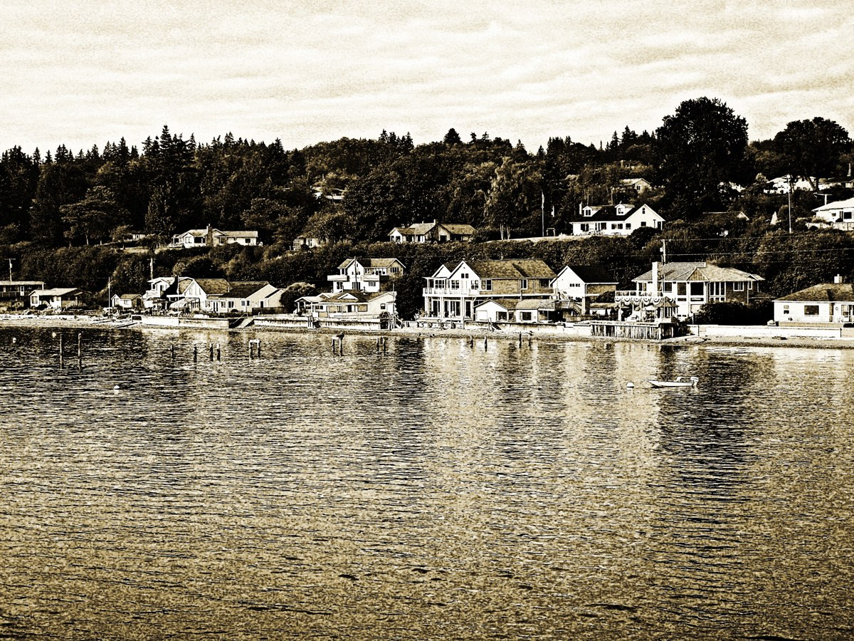 Lodging On South Whidbey Island