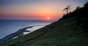 Ebey's Landing Sunset 2