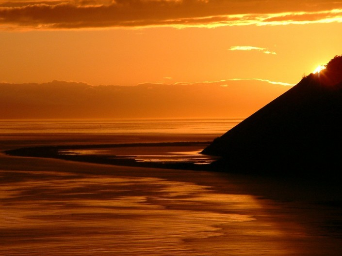 Ebey's Landing Sunset