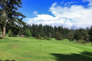 whidbey island golf courses