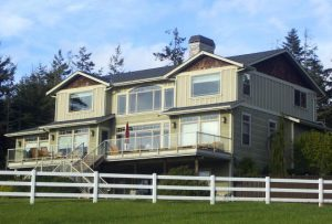 Lodging on North Whidbey Island
