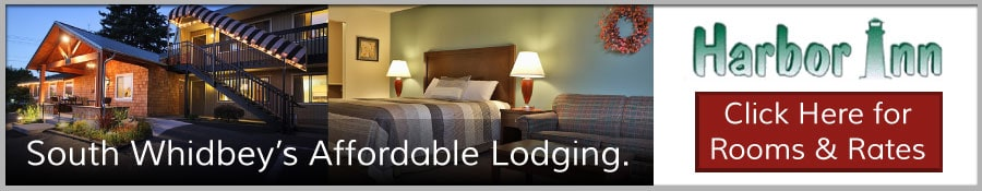 whidbey island lodging