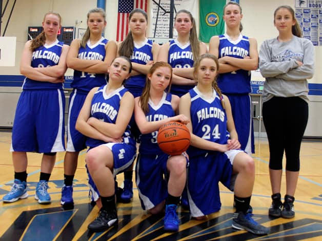 South Whidbey Girls Basketball