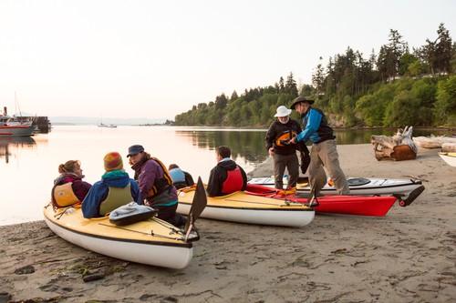 Whidbey Island Kayaking Company